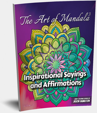 Mandala 2 adult coloring book