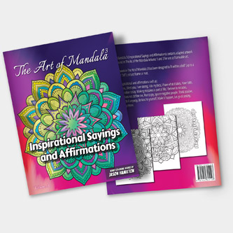The Art of Mandala 3 Adult Coloring Book