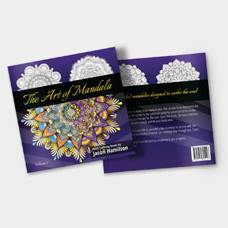 The Art of Mandala Coloring Book